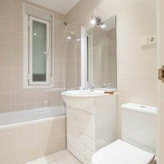 Отель Apartamento en Goya ванная фото 2