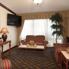 Отель Meadowlands River Inn интерьер отеля