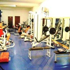 San Domenico Family Hotel Скалея фитнесс-зал фото 2