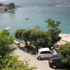 Отель Villa Iva Черногория, Доброта - отзывы, цены и фото номеров - забронировать отель Villa Iva онлайн пляж фото 2