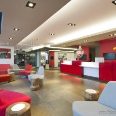 Отель Novotel Montreal Center Канада, Монреаль - отзывы, цены и фото номеров - забронировать отель Novotel Montreal Center онлайн интерьер отеля