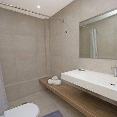 Отель Panorama Apartments Греция, Порос - 1 отзыв об отеле, цены и фото номеров - забронировать отель Panorama Apartments онлайн ванная фото 2