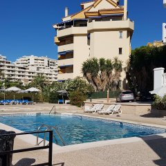 Отель Apartamentos Turísticos Sunny Beach бассейн фото 2