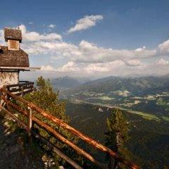 Hotel Schloss Thannegg балкон