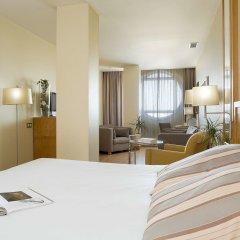 Отель Hesperia A Coruña Centro Испания, Ла-Корунья - отзывы, цены и фото номеров - забронировать отель Hesperia A Coruña Centro онлайн комната для гостей фото 3