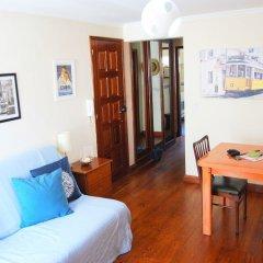 Отель RH Veronica Terrace Apartment Португалия, Лиссабон - отзывы, цены и фото номеров - забронировать отель RH Veronica Terrace Apartment онлайн комната для гостей фото 4