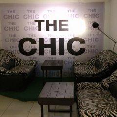 The Chic Boutique Hotel Pattaya Паттайя интерьер отеля