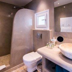 Отель Aqua Luxury Suites ванная фото 2