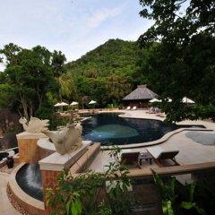 Отель Sensi Paradise Beach Resort бассейн фото 2