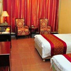 Отель Guangdong Youth Hostel Китай, Гуанчжоу - отзывы, цены и фото номеров - забронировать отель Guangdong Youth Hostel онлайн комната для гостей фото 2