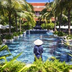 Отель Almanity Hoi An Wellness Resort детские мероприятия фото 2