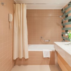 Отель Roma Лиссабон ванная