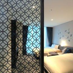Отель Gracery Seoul Южная Корея, Сеул - отзывы, цены и фото номеров - забронировать отель Gracery Seoul онлайн комната для гостей фото 5