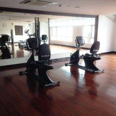 Отель August Suites Pattaya Паттайя фитнесс-зал фото 2