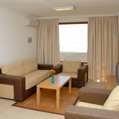 Отель Emerald Beach Resort & SPA Болгария, Равда - отзывы, цены и фото номеров - забронировать отель Emerald Beach Resort & SPA онлайн комната для гостей фото 3