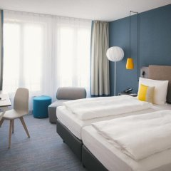 Отель Vienna House Easy Leipzig комната для гостей