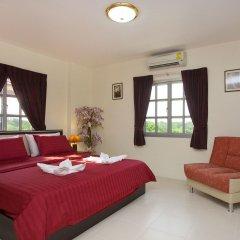 Отель Baan Duan комната для гостей