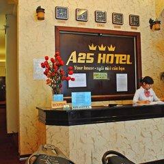 Отель A25 Hang Thiec Ханой интерьер отеля