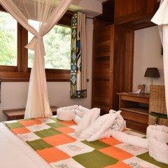 Hotel Club Du Lac Tanganyika комната для гостей фото 4