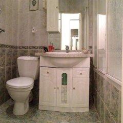 Гостиница Ист-Вест ванная