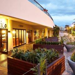 Отель Suite Hotel Eden Mar Португалия, Фуншал - отзывы, цены и фото номеров - забронировать отель Suite Hotel Eden Mar онлайн балкон
