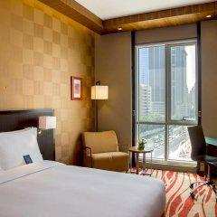 Radisson Blu Hotel, Dubai Media City комната для гостей фото 2