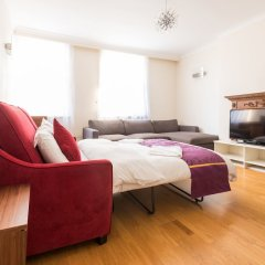 Отель Belgravia Apartments - Grosvenor Gardens Великобритания, Лондон - отзывы, цены и фото номеров - забронировать отель Belgravia Apartments - Grosvenor Gardens онлайн комната для гостей фото 5