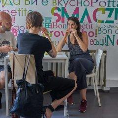 Отель Patchwork Design Hostel Польша, Варшава - 6 отзывов об отеле, цены и фото номеров - забронировать отель Patchwork Design Hostel онлайн фитнесс-зал
