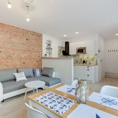 Апартаменты Lion Apartments - La Playa Сопот комната для гостей фото 3