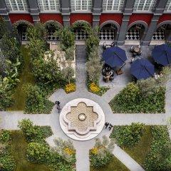 Four Seasons Hotel Mexico City парковка