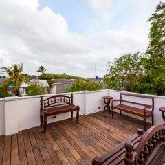 Отель Villa Ayura Шри-Ланка, Галле - отзывы, цены и фото номеров - забронировать отель Villa Ayura онлайн балкон