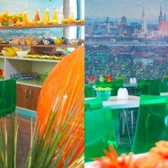 Отель Eckelmann Munich Мюнхен гостиничный бар