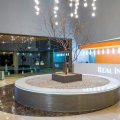 Отель Real Inn Perinorte Тлальнепантла-де-Бас интерьер отеля фото 2
