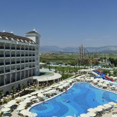 Отель Lake & River Side - All Inclusive бассейн