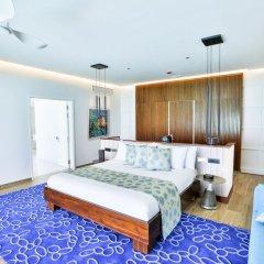 Отель Emerald Maldives Resort & Spa - Platinum All Inclusive Мальдивы, Медупару - отзывы, цены и фото номеров - забронировать отель Emerald Maldives Resort & Spa - Platinum All Inclusive онлайн комната для гостей фото 4