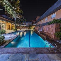 Отель Summit Baobá Hotel Бразилия, Таубате - отзывы, цены и фото номеров - забронировать отель Summit Baobá Hotel онлайн бассейн фото 3
