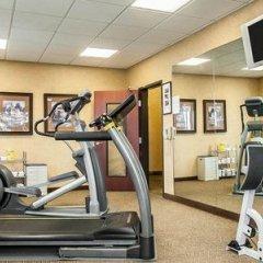 Отель Comfort Inn And Suites McMinnville фитнесс-зал фото 2