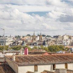 Отель Slow Suites Bellas Artes Испания, Мадрид - отзывы, цены и фото номеров - забронировать отель Slow Suites Bellas Artes онлайн балкон