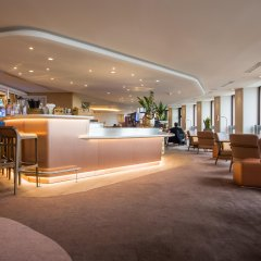Radisson Blu Hotel Lyon гостиничный бар
