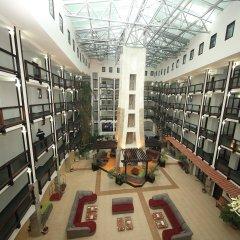 Отель MPM Guiness Hotel Болгария, Банско - отзывы, цены и фото номеров - забронировать отель MPM Guiness Hotel онлайн интерьер отеля фото 2