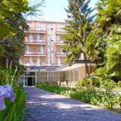 Отель Terme Villa Piave Италия, Абано-Терме - отзывы, цены и фото номеров - забронировать отель Terme Villa Piave онлайн вид на фасад