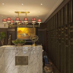 Апартаменты JB Serviced Apartment гостиничный бар