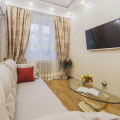 Апартаменты GM Apartment Borisoglebovskiy комната для гостей фото 3