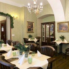 Отель Prague Golden Age Прага питание