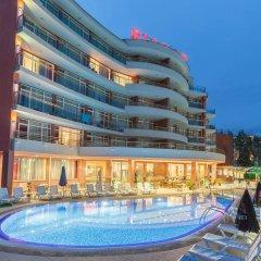 Отель Riagor Hotel - All Inclusive Болгария, Солнечный берег - отзывы, цены и фото номеров - забронировать отель Riagor Hotel - All Inclusive онлайн бассейн