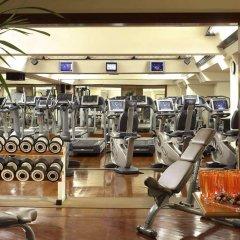 Отель Rome Cavalieri, A Waldorf Astoria Resort фитнесс-зал
