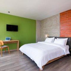 Отель Urban Donkey удобства в номере