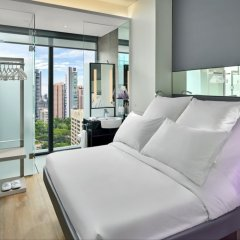 Отель YOTEL Singapore Orchard Road Сингапур спа