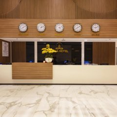 Libra Nha Trang Hotel интерьер отеля
