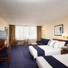 Отель Holiday Inn Lisbon Португалия, Лиссабон - 1 отзыв об отеле, цены и фото номеров - забронировать отель Holiday Inn Lisbon онлайн удобства в номере фото 2